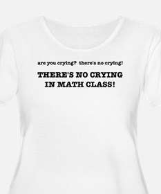 There's No Cr T-Shirt