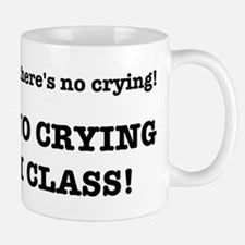 There's No Crying in Math Class Mug