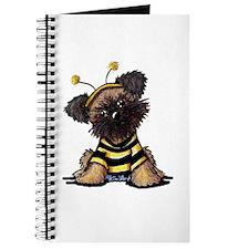 Brussels Griffon Bee Journal