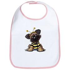 Brussels Griffon Bee Bib