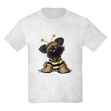 Brussels Griffon Bee T-Shirt