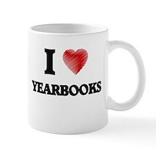 I love Yearbooks Mugs