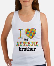 Autistic Brother Women's Tank Top