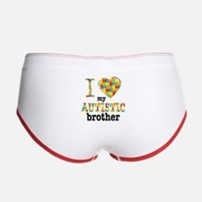 Autistic Brother Women's Boy Brief
