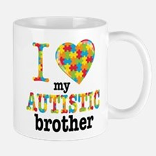Autistic Brother Mug