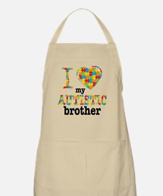 Autistic Brother Apron