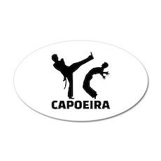 Capoeira Wall Decal