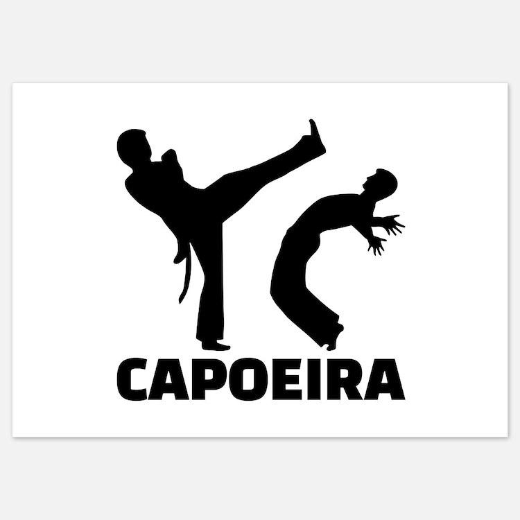 Capoeira Invitations