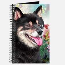 Shiba Inu Painting Journal