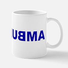 AMBULANCE [backward] Mug