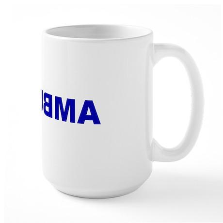 AMBULANCE [backward] Large Mug