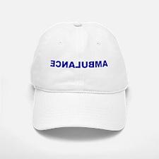 AMBULANCE [backward] Baseball Baseball Cap