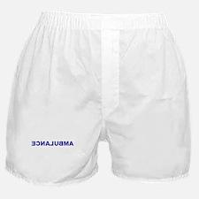 AMBULANCE [backward] Boxer Shorts