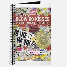 60 Kisses Journal