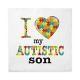 Autism Luxe Full/Queen Duvet Cover
