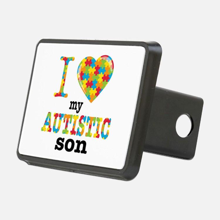 Autistic Son Hitch Cover