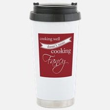 Cooking Well Travel Mug
