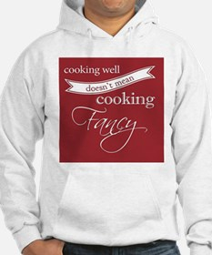 Cooking Well Hoodie