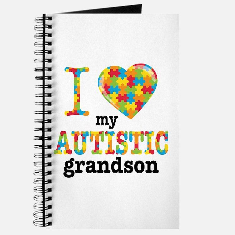 Autistic Grandson Journal