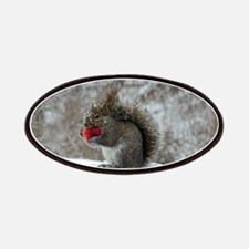 Strawberry squirrel Patch