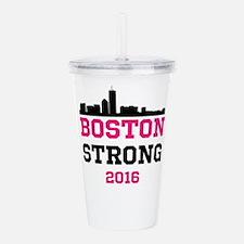 Boston Strong 2016 Acrylic Double-wall Tumbler