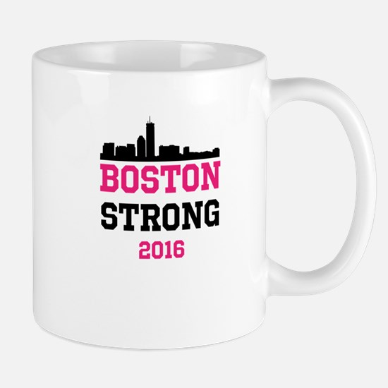 Boston Strong 2016 Mugs