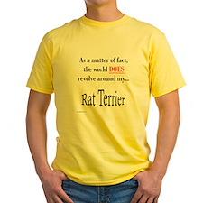 Rat Terrier World T
