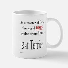 Rat Terrier World Mug