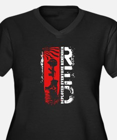 Remember Everyone Deployed Plus Size T-Shirt