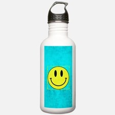 SMILEY SMILEY SMILEY Water Bottle