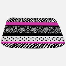Safari: Hot Pink Bathmat