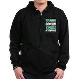 Code Zip Hoodie (dark)