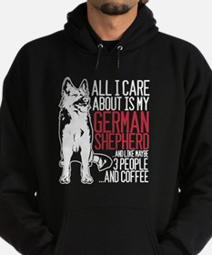 Unique German shepherds Hoodie