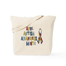Funny April Tote Bag