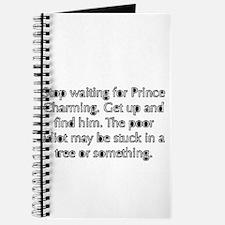 Unique Prince charming Journal