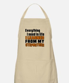 I Learned From My Stepmother Apron