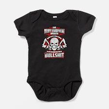 Heavy Baby Bodysuit