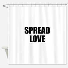 Spread Love Shower Curtain