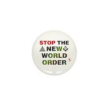 Unique Order Mini Button (100 pack)