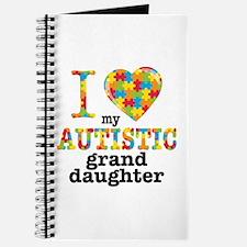 Autistic Granddaughter Journal