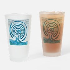 Unique Labyrinth Drinking Glass