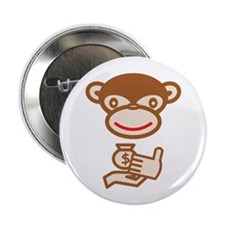 "Baby I'm Rich! 2.25"" Button (10 pack)"