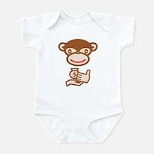Baby I'm Rich! Infant Bodysuit