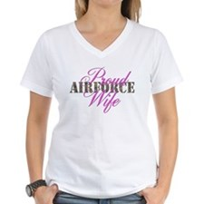 Proud Air Force Wife ABU Shirt