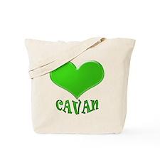 LOVE CAVAN Tote Bag