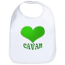 LOVE CAVAN Bib