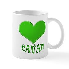 LOVE CAVAN Small Mug
