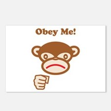 Obey Me! Postcards (Package of 8)