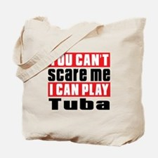 I Can Play Tuba Tote Bag