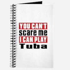 I Can Play Tuba Journal